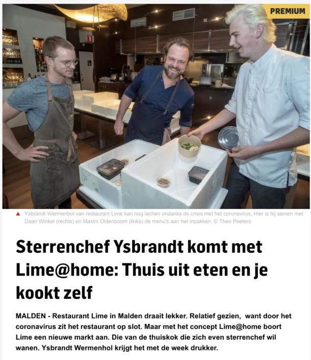 Lime @home